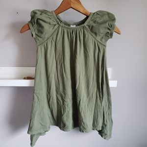 Old Navy Dress Olivw Green Size 4T